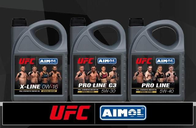 Масла UFC® AIMOL